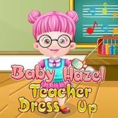Baby Hazel Teacher Dress Up