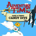 Adventure Time Jake&Finn's Candy Dive
