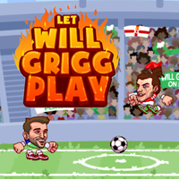 Mejores juegos nuevos,Let Will Grigg Play is one of the Football Games that you can play on UGameZone.com for free. Play the 'Let Will Grigg Play!' game and take your opportunity to play Will Grigg against Wales superstar Gareth Bale and hear the soccer fans sing the 'Will Grigg's on fire' viral chant every time you score as Will Grigg.