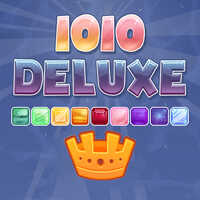 1010 Deluxe,1010 Deluxe is one of the Tetris Games that you can play on UGameZone.com for free. Arrange the shapes in perfect rows and columns to score! You must take your Tetris skills to the next level. Strategically place all three shapes on the board during each round. When you form a complete row or column, the pieces will convert into points!