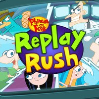 Disney Phineas And Ferb Replay Rush