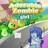 Adorable Zombie Girl