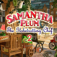 Samantha Plum The Globetrotting Chef 2