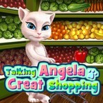 Talking Angela Great Shopping