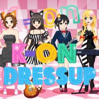 K-On Dress Up