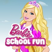 Barbie School Fun