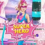 Barbie Super Hero Gym Workout