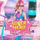 Barbie Super Hero Gym Workout