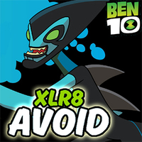 Games Trends,Ben 10 Xlr8 Avoid is one of the Running Games that you can play on UGameZone.com for free. Ben 10 Xlr8 Avoid is simple to play because the mission is to reach the end of each level by running and avoiding obstacles in the way. But use your fingers efficiently as you have very little time to decide on the path you are going to shift to avoid obstacles. Once you hit the Cactus type plants, all of your work go vain and the game starts from the beginning. If you want to make more scores, try to cover more distance. Enjoy and have fun!
