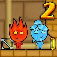 Melhores Jogos Gratis,Fireboy And Watergirl In The Light Temple is one of the adventure games that you can play on UGameZone.com for free. Watergirl and Fireboy arrive at the light temple in the second game in the series. In the light temple, changing the direction of light beams to control doors, elevators and other instruments. Help fire boy and water girl to find their way and get out through the doors of each level. Beware of green or dark fluids for both kids. Water is bad for the Fireboy and hot fluid red lava can harm Watergirl.