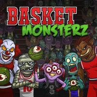เกมยอดนิยมฟรี,Basket Monsterz is one of the Basketball Games that you can play on UGameZone.com for free. Do you like playing basketball?  In this game, monsters have gathered to decide who's the best basketball player! Use mouse to aim and shoot in this addicting game. Have fun!