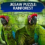 Jigsaw Puzzle Rainforest