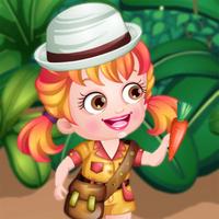Baby Hazel Zoologist Dressup