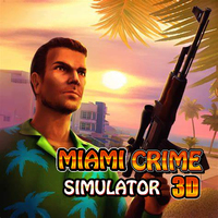 Popular Free Games,Miami Crime Simulator 3D is one of the GTA Games that you can play on UGameZone.com for free. GTA genre: 50 additive Missions. In this game, you play as a police guy who's aim is to clear the Miami and Vegas city from crime. You can steal any vehicle you wish - auto, car, tank, helicopter, jet pack. The game contains a fully Open world Environment. You can also buy a lot of things in a shop to help you complete missions and release the city from all sinners like a saint cop. You will be facing things like a mafia war, theft, mad traffic, criminal assassins, etc.