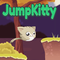 Popularne darmowe gry,Jump Kitty is one of the Running Games that you can play on UGameZone.com for free. This is your classic super-casual endless runner. Jump to avoid obstacles such as pointy rocks and platforms. Collect coins along the way. How far can you run?
