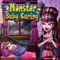 Monster Baby Caring