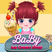 Baby Ice Cream Shop