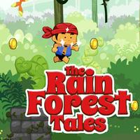 The Rain Forest Tales Jacky Tarub's Shawl