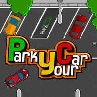 Park Your Car,Park Your Car is one of the Car Parking Games that you can play on UGameZone.com for free. Are you the parking supervisor? Then park your car in a marked parking lot. Remember to be careful and don't touch anything. Anytime you want to try parking games, don't forget this one, our game Park Your Car will bring you a different feeling, Have a try!