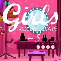 Girls Room Escape 5