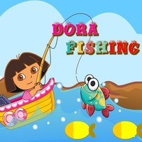 Giochi online gratuiti, Dora Fishing is one of the Fishing Games that you can play on UGameZone.com for free. Come with this lovely Dora and get more realistic fishing experience! It looks very easy but it improves your motor skills for actual fishing!