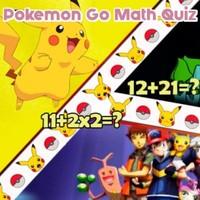 Pokemon Go Math Quiz