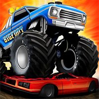 Trendy gier,Monster Truck Difference is one of the Difference Games that you can play on UGameZone.com for free.  This is a spot the difference game made just for you! Kill some time on this funny game and you are gonna be a lot happier.  Find all the differences and you are the winner. Enjoy and have fun!