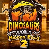 Dinosaurs World Hidden Eggs 2