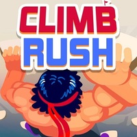 Giochi online gratuiti, Climb Rush is one of the Tap Games that you can play on UGameZone.com for free. Accept the challenge and conquer the truest of nature's wonders! Tap the screen to climb the rocks but don't miss or you will fall, earn diamonds and buy new characters. Reach the top of all mountains and unlock new exciting levels around the world. Enjoy and have fun!