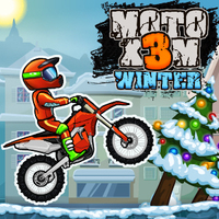 Populaire Jeux,Moto X3M Winter is one of the Stunt Games that you can play on UGameZone.com for free. This motorbike game dares you to drive on bridges made of candy canes and other sweet treats. Ride a motorcycle past snowmen and Christmas trees with Rudolph the Red-Nosed Reindeer and Santa Claus! Enjoy and have fun!