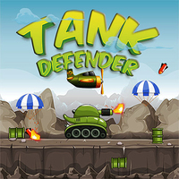 Spiele-Trends,Tank Defender is one of the Tank Games that you can play on UGameZone.com for free. This is a game about the defense of their territories from enemy invaders, in this beautiful game you control a super tank, the main task is to defend your territory as long as possible from enemy planes and bombs as well as collect the boxes of supplies that reset, your military cargo planes. Hold out as long as possible and show that you're a real tankman!