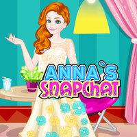 Anna's Snapchat
