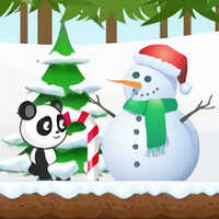 Christmas Panda Run,Christmas Panda Run is one of the Running Games that you can play on UGameZone.com for free. There is a brave panda, in order to return home to celebrate Christmas with his family, decided to adventure with tireless running. Tap the buttons to jump and shoot on mobile or pad, press space bar to shoot and up arrow key to jump on PC. Collect the gold coins, step by step towards the goal.