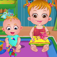 Baby Hazel Sibling Care