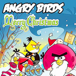 Angry Birds Merry Christmas
