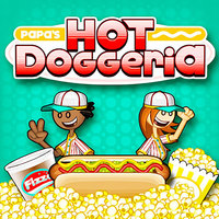 Oyun Trendleri,Papa's Hot Doggeria is one of the Restaurant Games that you can play on UGameZone.com for free. Busy Papa Louie opened a Hot Doggeria restaurant and you are hired to satisfy customers by making delicious hotdogs. Take orders, grill, add various toppings and also take account of menu specials before you serve.