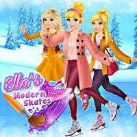 Ella's Modern Skates