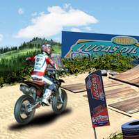 Trendy gier,Moto MX is one of the Stunt Games that you can play on UGameZone.com for free.  The longer you manage to pull a stunt, the more points you'll score. Make sure to stick the landing to receive the points! Hit the green flags for special tasks, and collect coins to boost your score. If you reach the target score before time runs out, you'll earn a multiplier for even more points!