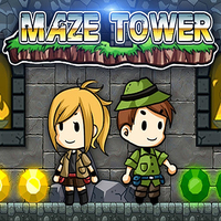 Tendenze dei giochi,Maze Tower is one of the Adventure Games that you can play on UGameZone.com for free.  Two adventurers have just received a treasure map which leads to a treasure that is protected by traps. According to this map, there are precious stones in the towers which are protected by monsters and some kind of monsters. Adventurer friends should pass 16 labyrinths to collect these precious stones on the towers. Besides single-player and two-player adventurer game mode, you can also try two-player racing mode and you can struggle against a friend.