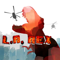 Mejores juegos nuevos,L.A. Rex is one of the Dinosaur Games that you can play on UGameZone.com for free.  Crawl into the skin of a relentless T-Rex, eat humans, create havoc and clear all the levels. Enjoy and have fun!
